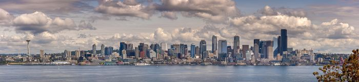 Seattle, Washington, U 3 agosto 2018 fotografie stock libere da diritti