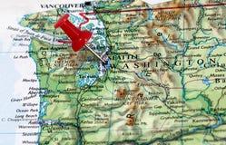 Seattle in Washington, USA Royalty Free Stock Image