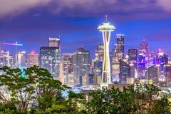 Seattle, Washington, USA Skyline Stock Photography