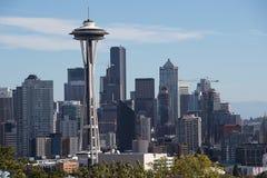 Seattle Waszyngtoński Ameryka Stany Zjednoczone Zdjęcia Stock