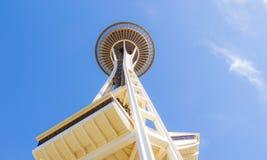 Seattle Waszyngton wierzchołek astronautyczna igła zdjęcia stock