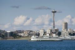 Seattle Waterfront Stock Photos
