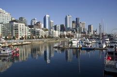 Seattle Waterfront Royalty Free Stock Photo