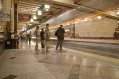 Seattle Westlake Station Stock Photos