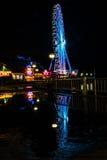 Seattle Wielki koło Zdjęcia Royalty Free