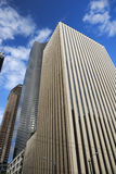 Seattle-Wolkenkratzeransicht Stockfotos