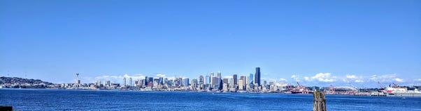 SeattleView foto de archivo