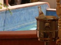 Seau à glace Image libre de droits