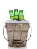 Seau de bière Image libre de droits