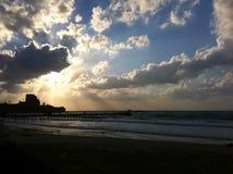 Seaview在以色列 库存图片