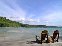 seaview Royalty Free Stock Photo