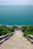 Seaview Royaltyfria Foton