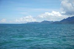 Seaview d'île d'éléphant Image stock