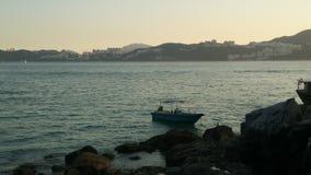Seaview. Hongkong, sunset, ocean, relax Stock Photography