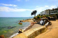 Seaview, ilha do Wight. Fotografia de Stock Royalty Free