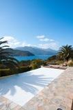 Seaview Insel von Elba Stockbild