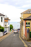 Seaview, Isle of Wight. Stock Image