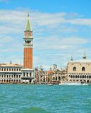 Seaview of Piazza San Marco Royalty Free Stock Photos