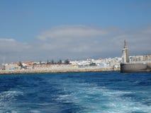 Seaview Tarifa, Costa De Los angeles Luz zdjęcie royalty free
