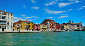 Seaview of Venice Royalty Free Stock Photo