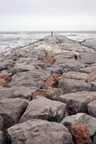 Seawall Stock Images