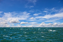 Seawater background Royalty Free Stock Photography