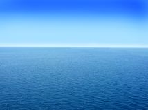 Seawater background Royalty Free Stock Photo