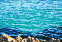 Seawater Royalty Free Stock Image