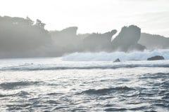 Seawave стоковая фотография