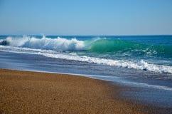 Seawaves Στοκ Φωτογραφία