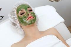 seaweed маски стоковые фото