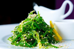 seaweed салата chuka Стоковые Изображения