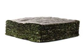 Seaweed arkivbild