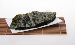seaweed alga seca no fundo foto de stock royalty free