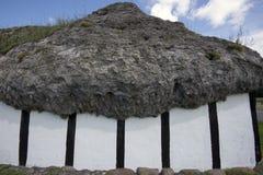 Seaweed roof Royalty Free Stock Image