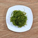 Seaweed salad Royalty Free Stock Photography