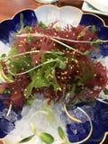 Seaweed salad. Stock Image