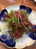 Seaweed salad. Royalty Free Stock Photos