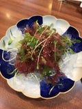 Seaweed salad. Royalty Free Stock Photo