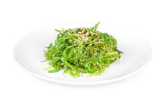 Seaweed salad Stock Images