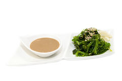 Seaweed Salad royalty free stock images