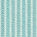 Seaweed seamless transparent pattern. Blue water wallpaper. Royalty Free Stock Image