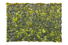 Seaweed sheets Stock Photo