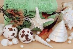 Seaweed Spa στοκ εικόνα