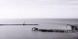 Seawork Stock Photo