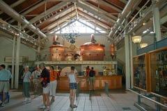 SeaWorld Busch hospitality center Stock Photo