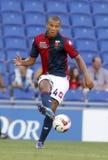 Sebastian De Maio of Genoa CFC Stock Photography