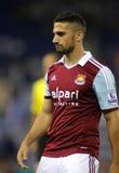 Sebastian Lletget of West Ham United Stock Images