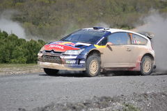 Sebastian ogier Royalty Free Stock Photo