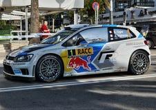 Sebastian Ogier - WRC - 03 Στοκ φωτογραφία με δικαίωμα ελεύθερης χρήσης